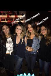 Victoria Justice Social Media Pics 05/31/2017