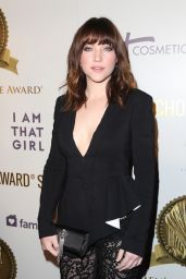 Violett Beane – Women's Choice Awards in Los Angeles 05/17/2017
