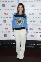 "Virginie Ledoyen - ""Just One Look"" TV Show Photocall in Paris 05/11/2017"