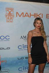 Vogue Williams - Launch of Mahiki Beach in Marbella 05/26/2017