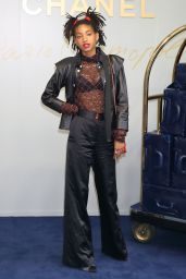 Willow Smith – Chanel Metiers d'Art 2016/17 Collection in Tokyo 05/31/2017