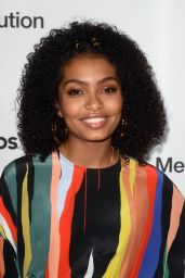 Yara Shahidi - ABC International Upfronts in Los Angeles 05/21/2017
