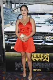 "Yvette Monreal - ""Lowriders"" Special Screening in Los Angeles 05/09/2017"