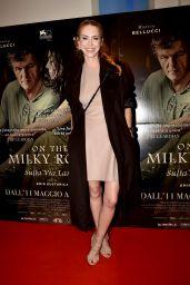 "Yvonne Scio – ""On The Milky Road"" Movie Premiere in Rome 05/08/2017"