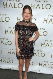 Zara Holland - Launch of Twisted Halo at Australasia Restaurant in Manchester, UK 05/30/2017