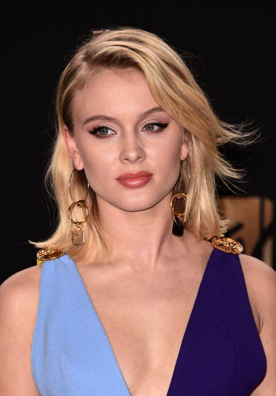 Zara Larsson - MTV Movie and TV Awards in Los Angeles 05/07/2017