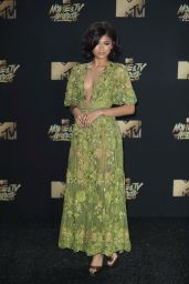 Zenday – MTV Movie and TV Awards in Los Angeles 05/07/2017