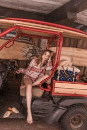 Zoey Deutch - Photoshoot for Tory Burch (2017)