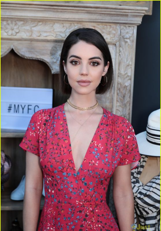 Adelaide Kane - French Connection Event 06/15/2017