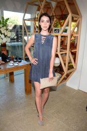 Adelaide Kane – n:Philanthropy Give Back Garden Party in LA 06/28/2017