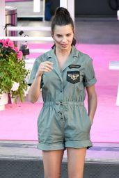 Adriana Lima - American Beauty Star Set in Los Angeles 06/21/2017
