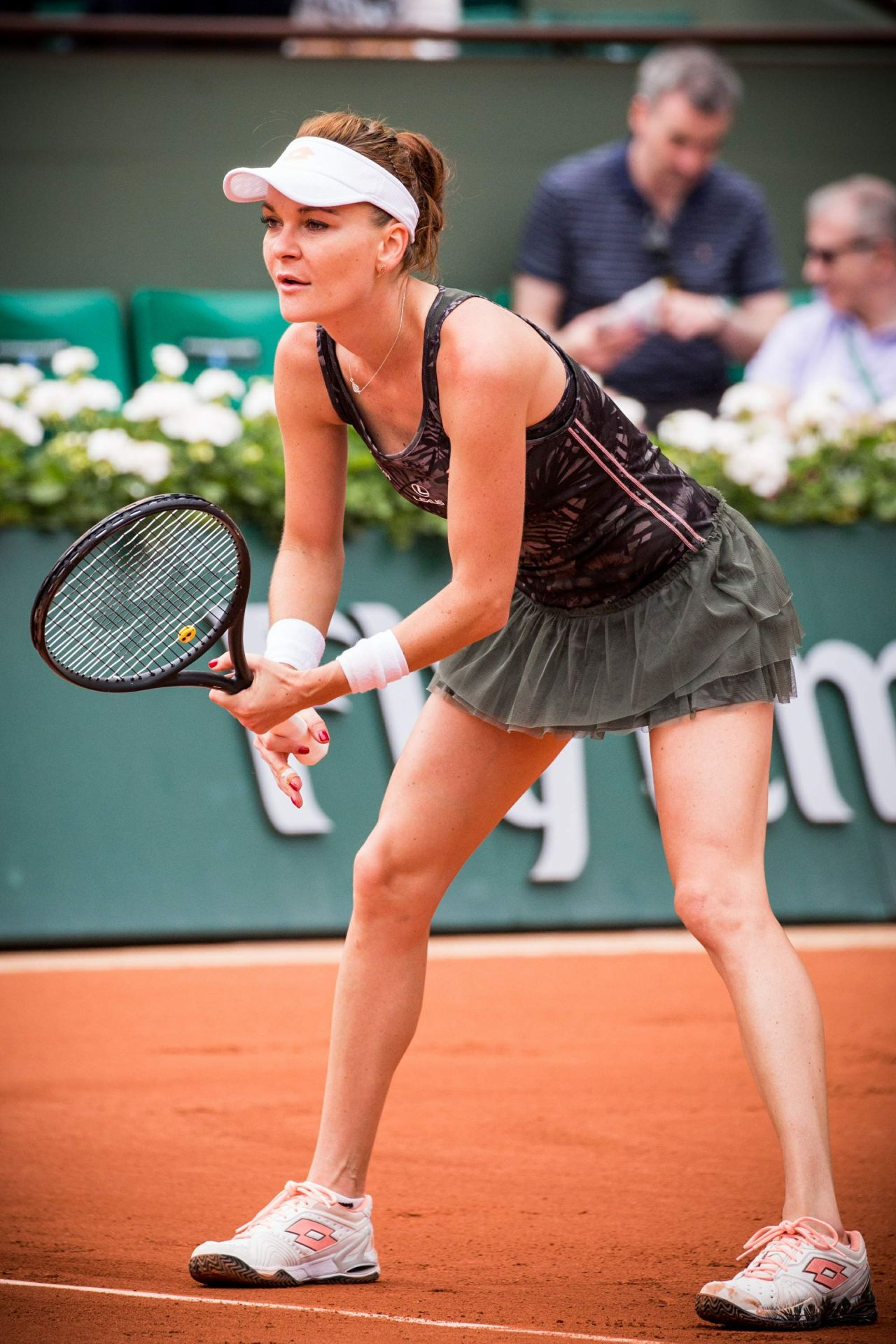 Agnieszka Radwanska – French Open Tennis Tournament in Roland Garros, Paris 06/03/2017
