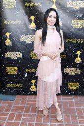 Aimee Garcia – Saturn Awards in Los Angeles 06/28/2017