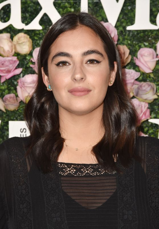 Alanna Masterson – Women In Film Max Mara Face of the Future Awards in LA 06/12/2017