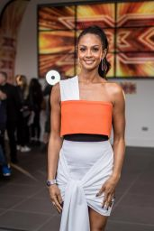 Alesha Dixon - X Factor Auditions in Manchester 06/24/2017