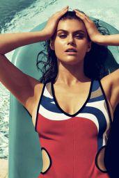 Alexandra Daddario - GQ Magazine Spain July/August 2017 Issue