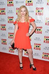 "Alexis Nolan – ""Camp Cool Kids"" Premiere in Universal City 06/21/2017"