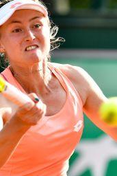 Aliaksandra Sasnovich – French Open Tennis Tournament in Roland Garros, Paris 06/01/2017