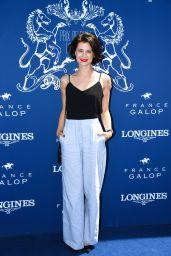 Alice Dufour – Grand Prix de Diane in Chantilly, France 06/18/2017