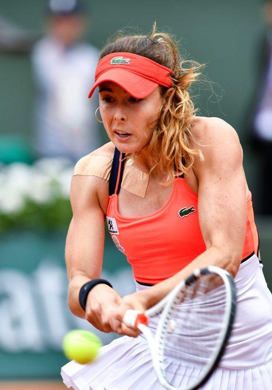 Alize Cornet – French Open Tennis Tournament in Roland Garros, Paris 06/03/2017