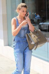 Aly Michalka Street Style - Shopping in Beverly Hills 06/23/2017