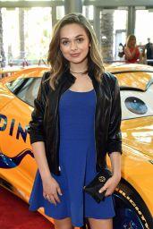 "Alyssa Jirrels – ""Cars 3"" Premiere in Anaheim, CA 06/10/2017"