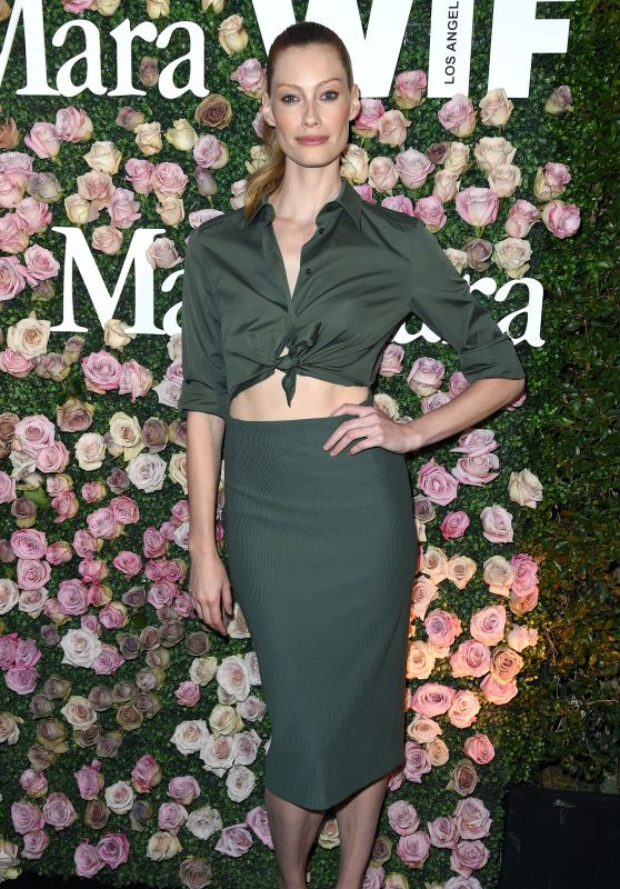Alyssa Sutherland – Women In Film Max Mara Face of the Future Awards in LA 06/12/2017