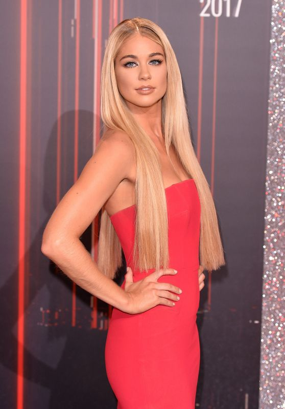Amanda Clapham – British Soap Awards in Manchester, UK 06/03/2017