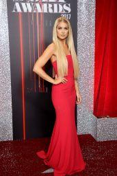 Amanda Clapham – British Soap Awards in Manchester, UK 06/03/2017