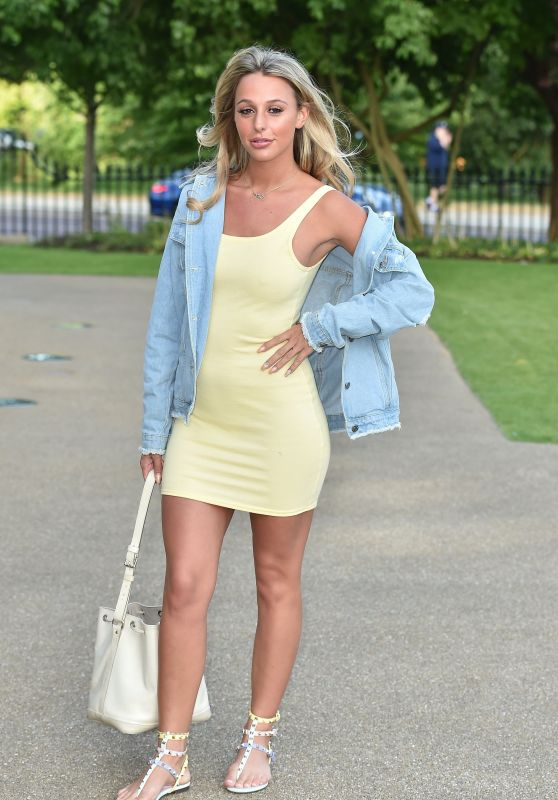 Amber Dowding - LIKEtoKNOWit App Launch Party in London, UK 06/15/2017