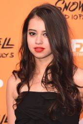 """Amber Midthunde - """"Snowfall"""" Premiere at Ace Hotel in Los Angeles 06/26/2017"""