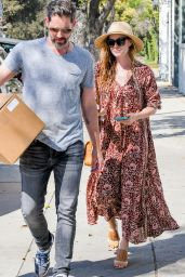 Amy Adams  - Shopping in West Hollywood 06/20/2017