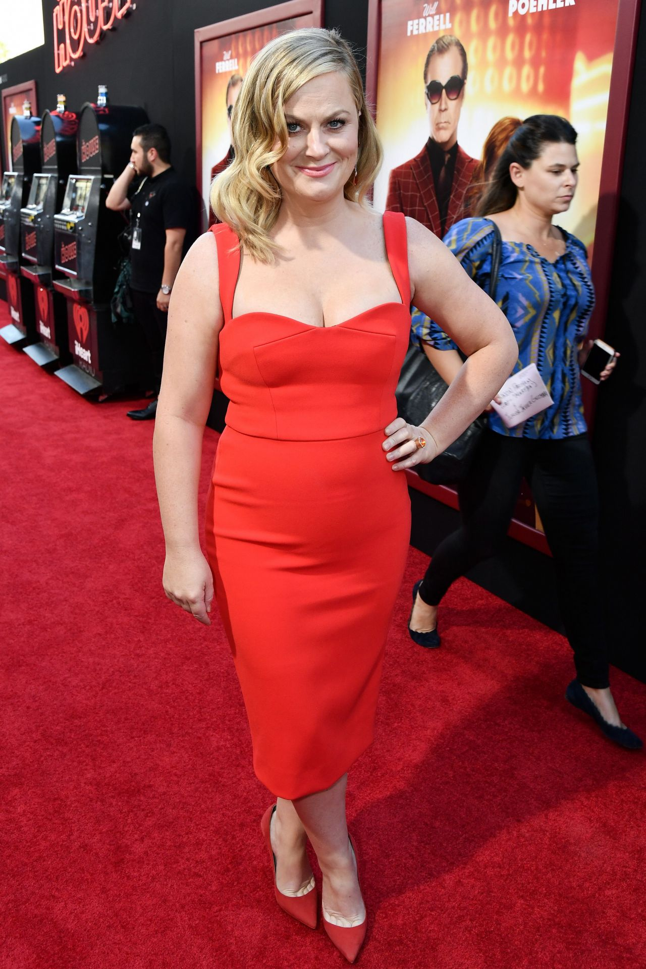 Amy Poehler Quot The House Quot Premiere In Hollywood 06 26 2017