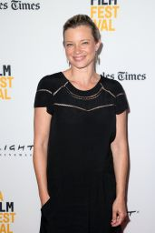 "Amy Smart - ""The Keeping Hours"" Screening at LA Film Festival in Culver City 06/15/2017"