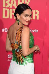 """Ana de la Reguera – """"Baby Driver"""" Premiere in Los Angeles 06/14/2017"""