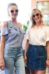 Angela Lindvall – Madewell and the Surfrider Foundation Collaboration Launch Event in Malibu 06/09/2017
