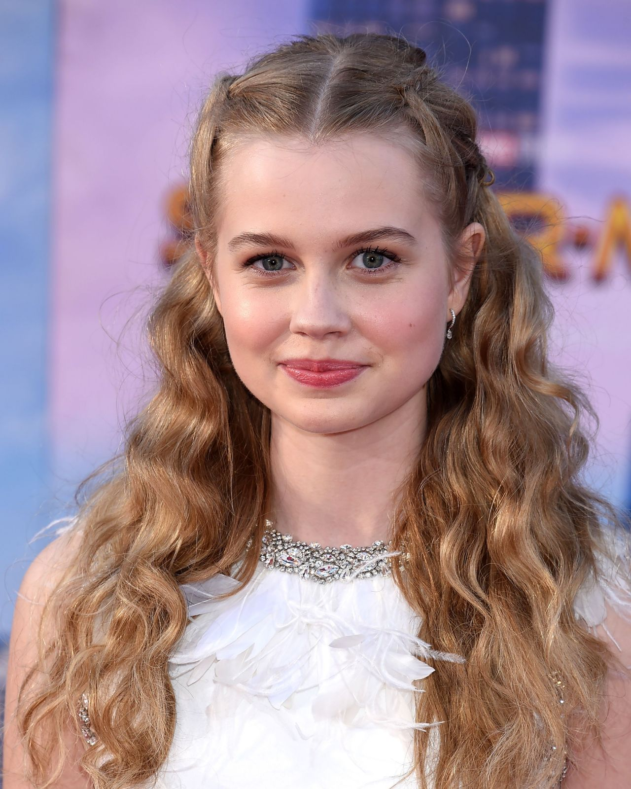 Angourie Rice Spider Man Homecoming Premiere In