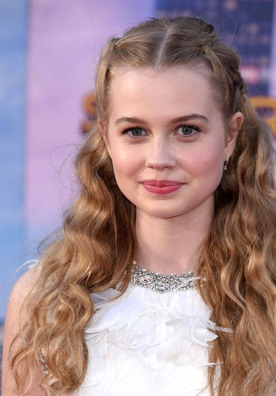 "Angourie Rice – ""Spider-Man: Homecoming"" Premiere in Hollywood 06/28/2017"