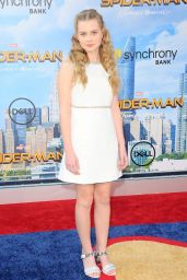 """Angourie Rice – """"Spider-Man: Homecoming"""" Premiere in Hollywood 06/28/2017"""