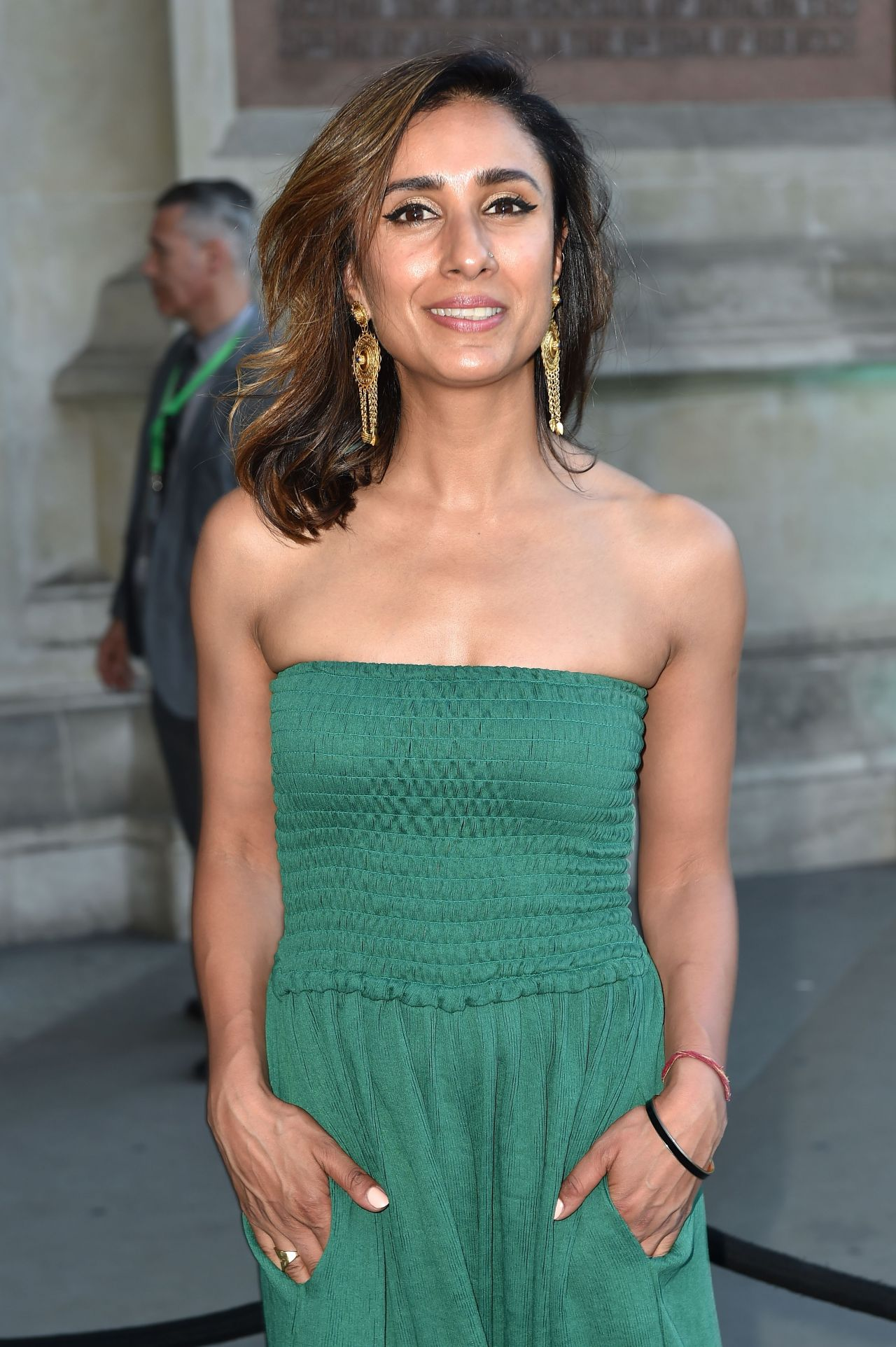 Anita Rani The Victoria And Albert Museum Summer Party