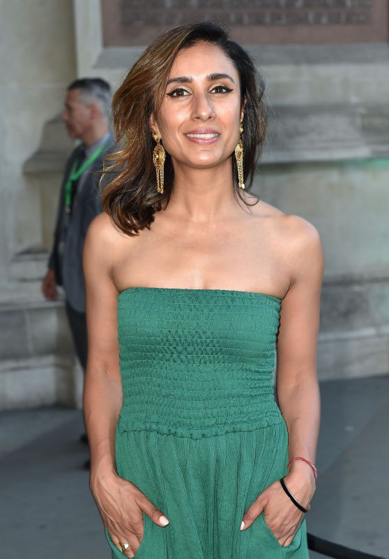 Anita Rani - The Victoria and Albert Museum Summer Party in London, UK 06/21/2017