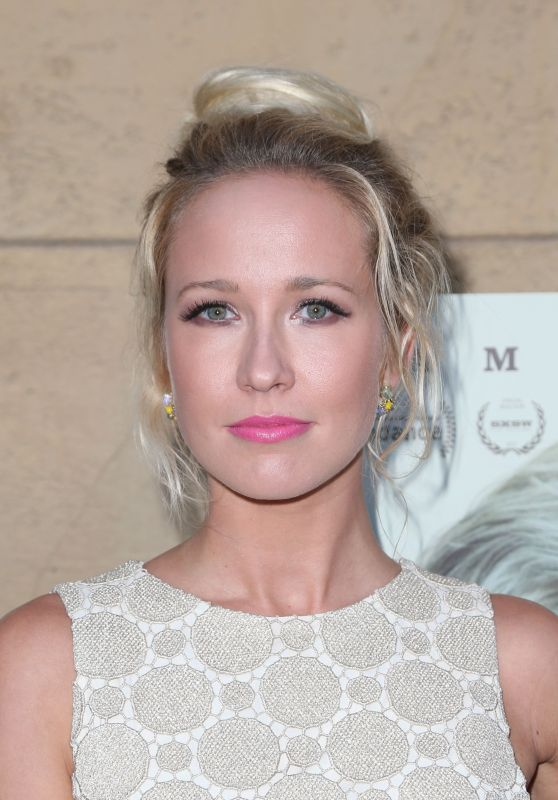 """Anna Camp - """"The Hero"""" Premiere in Hollywood 06/05/2017"""