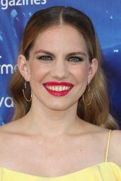Anna Chlumsky - Fragrance Foundation Awards in NYC 06/14/2017