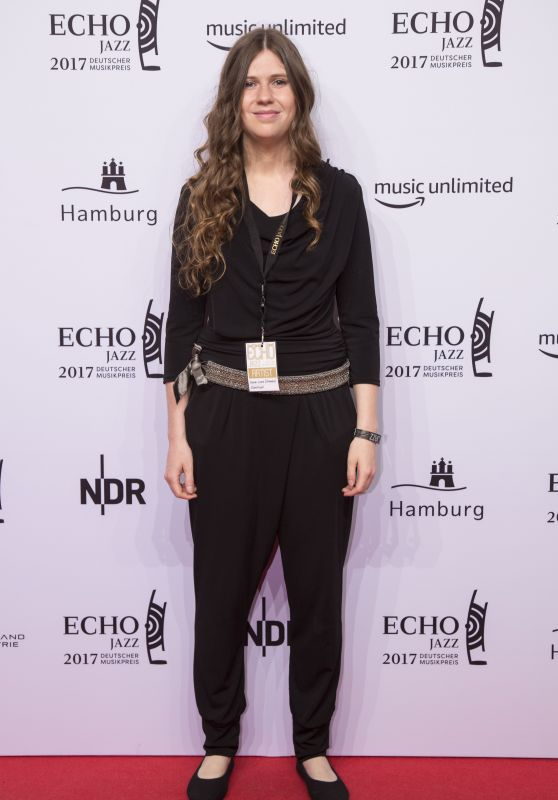Anna-Lena Schnabel – Echo Jazz Award in Hamburg 06/01/2017