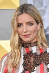 """Annabelle Wallis - """"King Arthur: Legend of The Sword"""" Premiere in Hollywood, May 2017"""