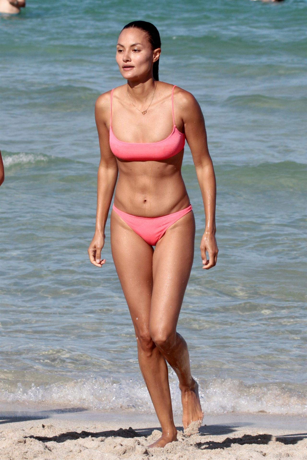Forum on this topic: Claudia Romani Sexy - 20 New Photos, anne-marie-kortright-in-a-pink-bikini/