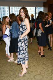 Annie Parisse – Power Women Breakfast in New York 06/29/2017