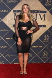 Antje Utgaard – Maxim Hot 100 Party in Los Angeles 06/24/2017