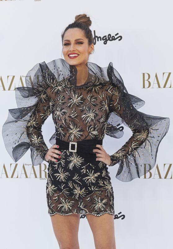 Ariadne Artiles – 150th Anniversary of Harper's Bazaar Party in Madrid 06/28/2017