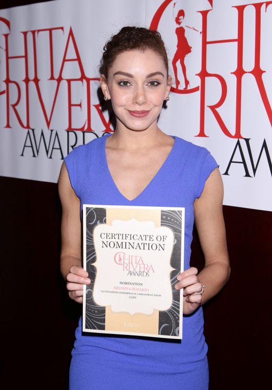 Arianna Rosario – Chita Rivera Awards Nominees Reception in NY 06/01/2017